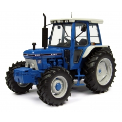 TRACTEUR FORD 6410 GENERATION III - 4WD **