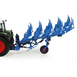 LEMKEN MOUNTED REVERSIBLE PLOUGH JUWEL 8