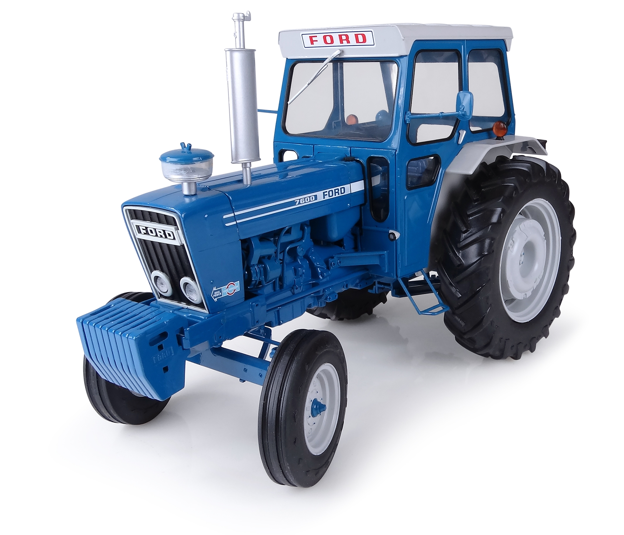 7600 Ford Tractor Parts List : Tractor massey ferguson tea diecast model scale