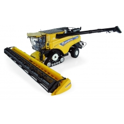 "New Holland CR10.90 ""Revelation"" avec chenilles"