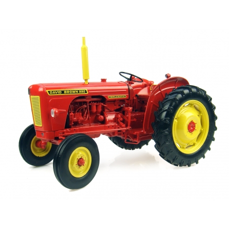 TRACTEUR DAVID BROWN 990 IMPLEMATIC (1961)