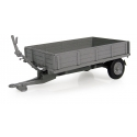 MASSEY FERGUSON 3TON - TIPPING BED WITH DROP SIDES