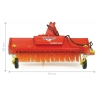 ACCESSOIRE RABAUD LINING SWEEPER: SUPERNET