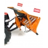 REMORQUE HYDRAC SNOW PUSHER