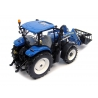 TRACTEUR NEW HOLLAND T6.140 (2014)