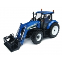 NEW HOLLAND T5.115 AVEC FOURCHE AVANT