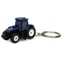PORTE CLE NEW HOLLAND T7.210 BLUE POWER