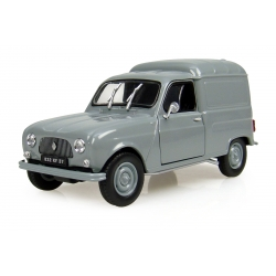 VOITURE RENAULT 4 F4 GRISE