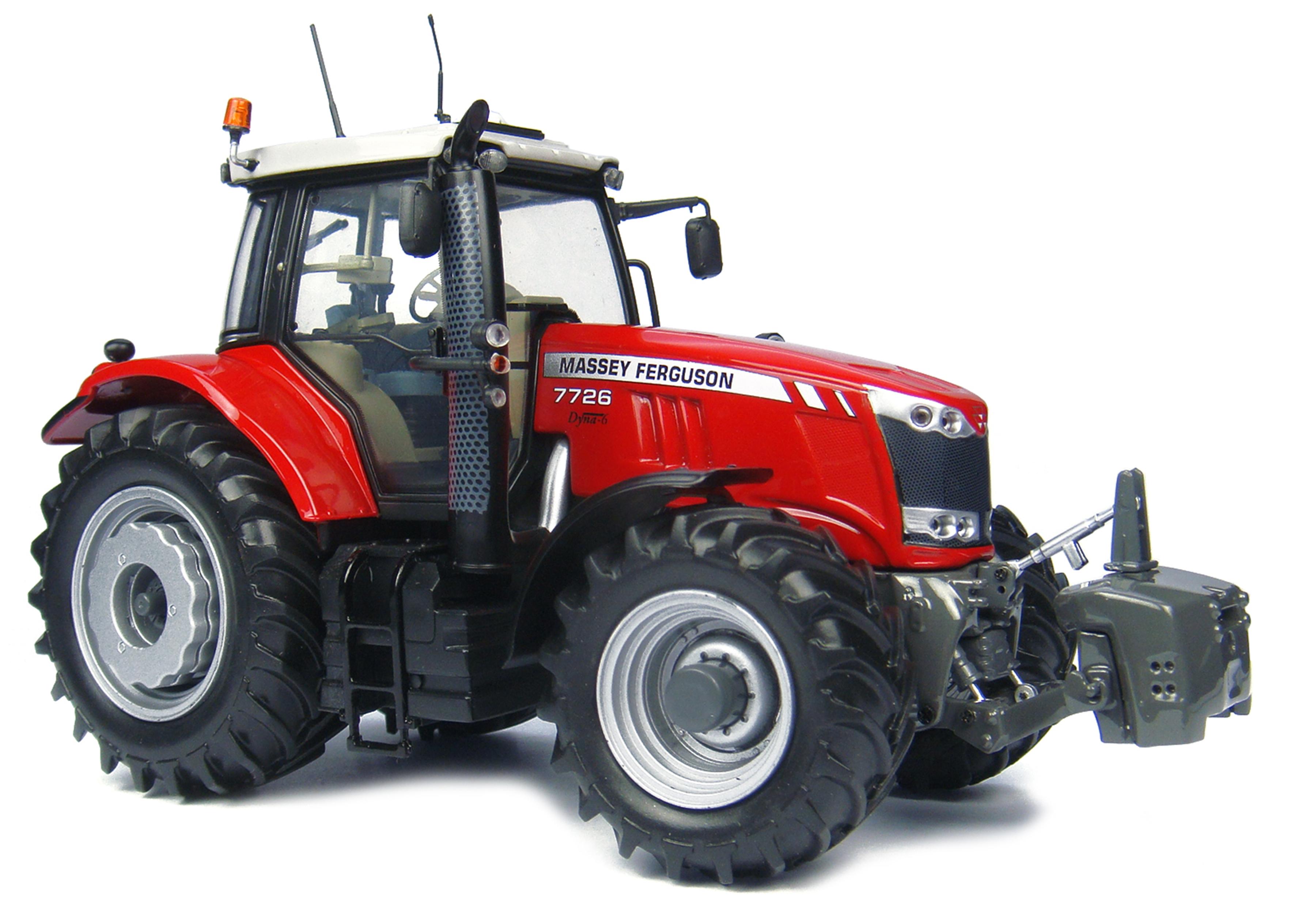 Massey ferguson 7726 2015 fabriqu par universal hobbies echelle 1 32 - Dessin de tracteur massey ferguson ...
