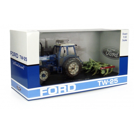 FORD TW25 + BOMFORD