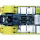 SCANIA R580 avec Remorque Krone Big X - échelle 1:50 -