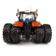 NEW HOLLAND T7 - 8 roues - Terracotta
