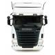Scania R 730 + Remorque Krone Profi Liner - Blanc -