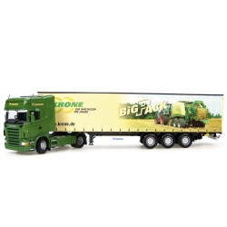 SCANIA +KRONE BIG PACK