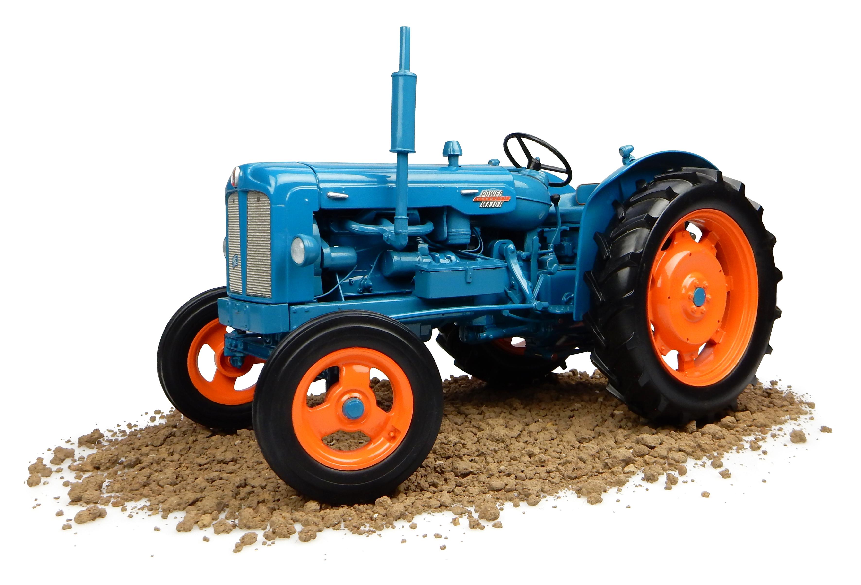Fordson Tracteur Porte-clés