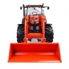 Kubota M7171 with front loader