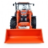 Kubota M7-171 with front loader (US version)