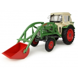 Fendt Farmer 2 with cabin & front loader
