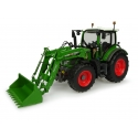 Fendt 516 Vario avec chargeur avant - nouvelle couleur Nature Green