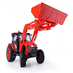 Kubota M5111 with front loader (EU version)