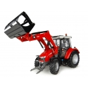 Massey Ferguson 5713 SL with front loader