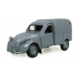 CITRO?N 2CV - DELIVERY VAN GRIS CLAIR