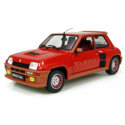 RENAULT 5 TURBO ROUGE