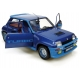 RENAULT 5 TURBO BLEU METALLISE