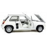 "RENAULT 5 TURBO ""ALL WHITE"" - ""ONE OF A KIND"" EDITION LIMITEE"