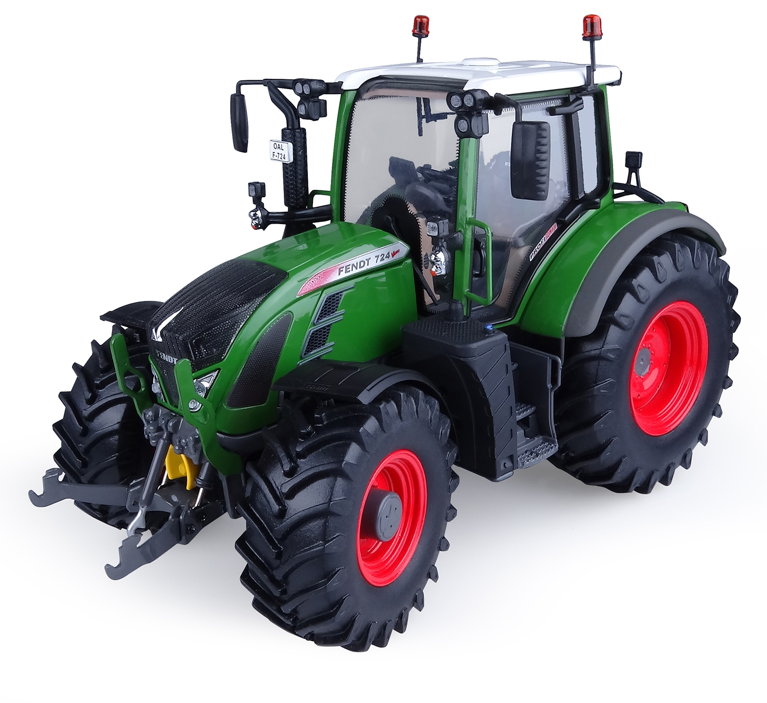 Fendt 724 Vario - nature green color ...