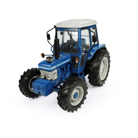 Ford 6610 - 4WD - Generation 1