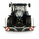 Pare-chocs de tracteur Tractorbumper Safetyweight 800 kg - noir