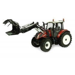 """New Holland T5.120 """"Centenario"""" avec chargeur frontal"""
