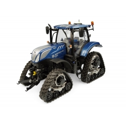 NEW HOLLAND T7,225 BLUE POWER AVEC CHENILLES