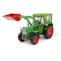 FENDT Farmer 5S with Peko cabin and BAAS front charger - 4WD