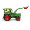FENDT FARMER 5S AVEC CABINE PEKO ET CHARGEUR FRONTAL BAAS - 4WD