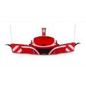 TRACTORBUMPER SAFETYWEIGHT 800 KG - ROUGE