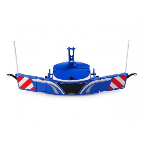 TRACTORBUMPER SAFETYWEIGHT 800 KG - BLEAU
