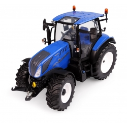 NEW HOLLAND T5.130 - TOÎT PLAT - VUE PANORAMIQUE