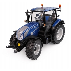 NEW HOLLAND T5.140 BLUE POWER - TOÎT PLAT - VUE PANORAMIQUE
