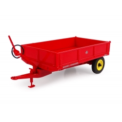 Massey Ferguson MF 21 - 3.5 Ton tipping trailer